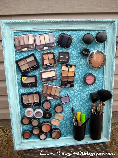 magnet makeup board
