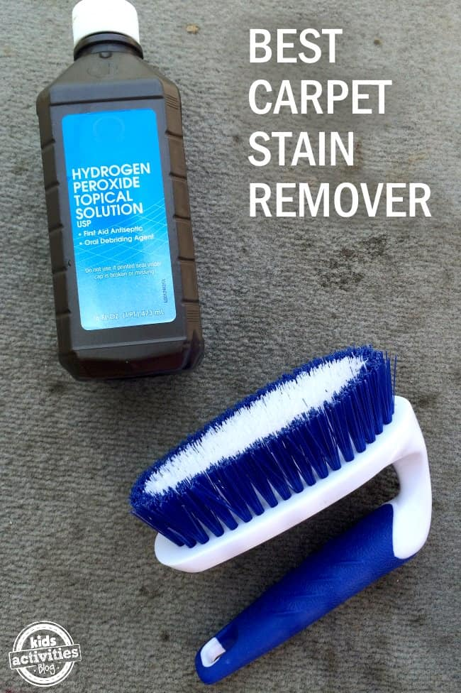 car carpet stain remover