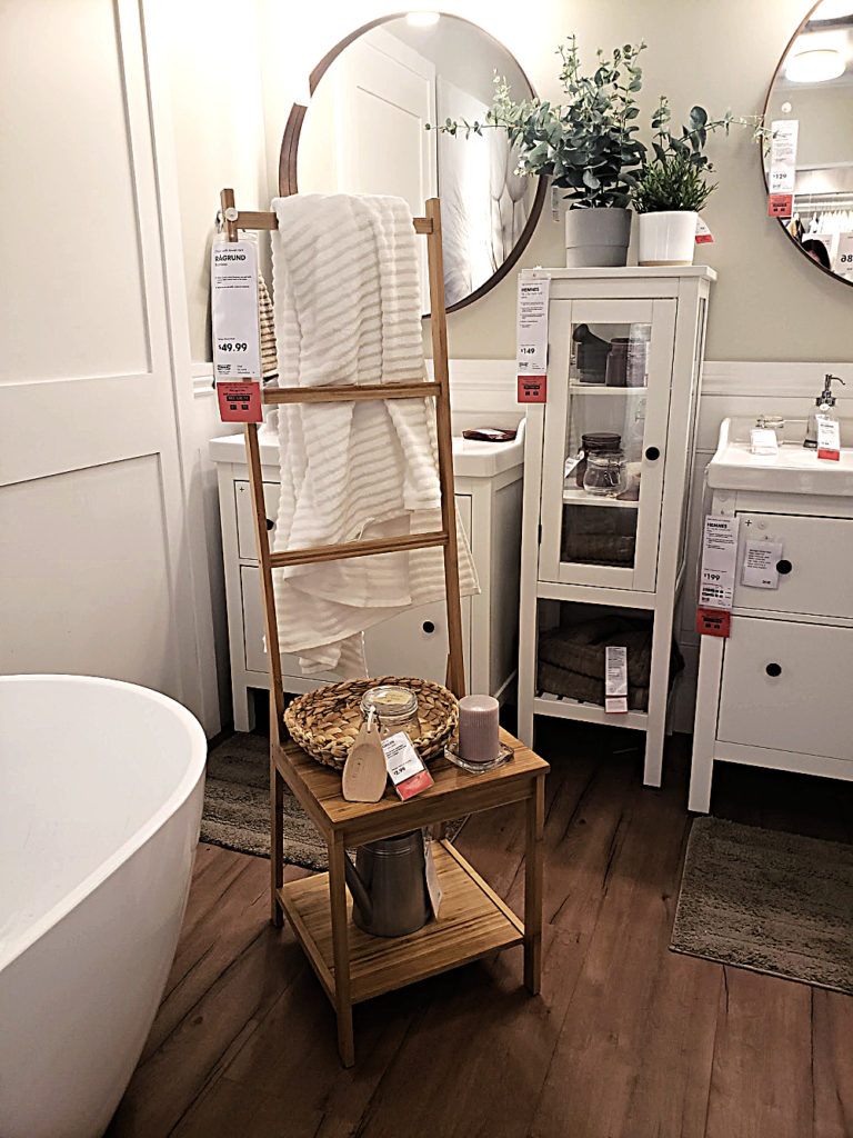 8 Ikea Bathroom Hacks that Will Keep Your Bathroom Tidy