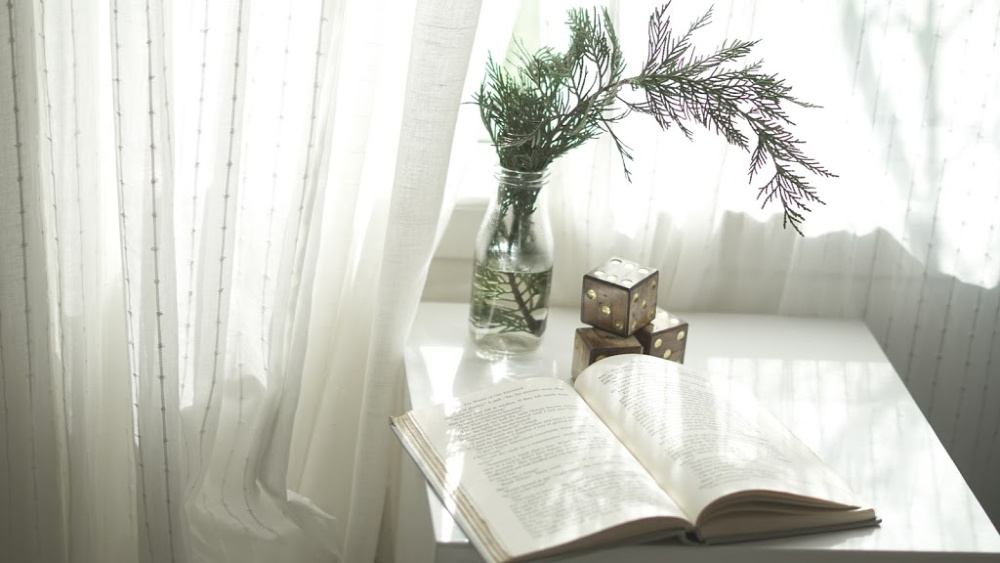 Cleaning tips - Clean curtains