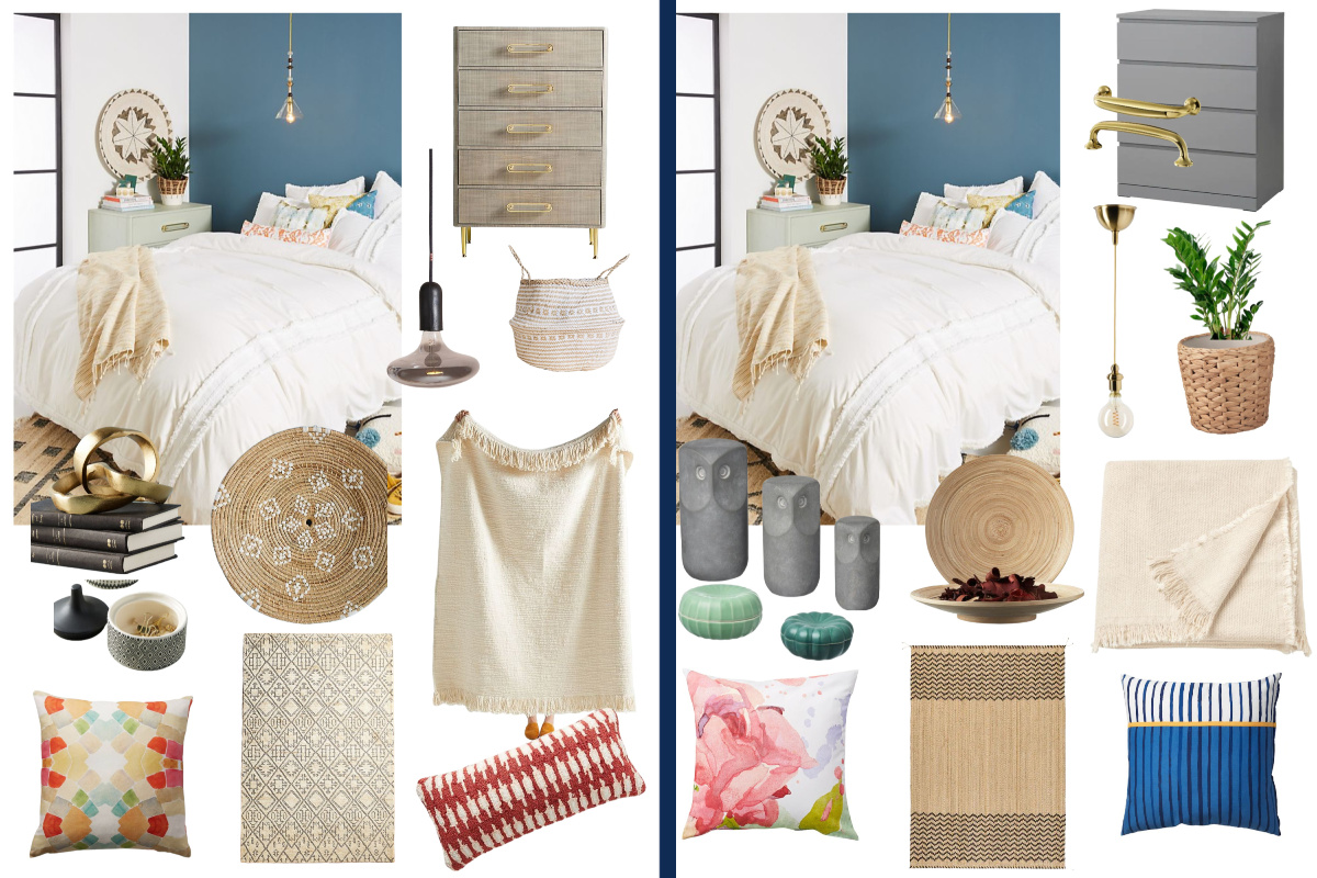 Go All Ikea Boho Bedroom Why Don T You It S Totally Doable