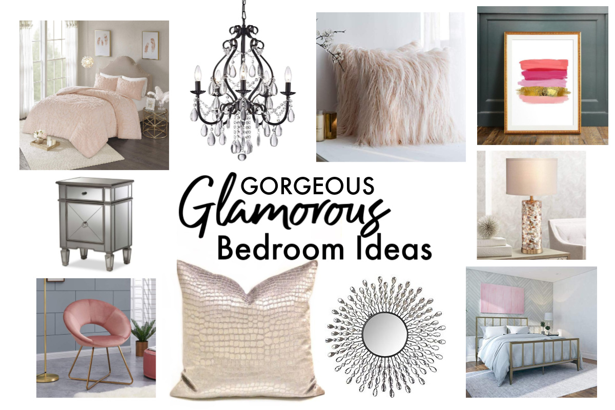 Luxurious Glam Bedroom Ideas You Need For Your Glam Room