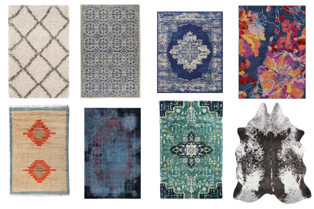rugs online feature
