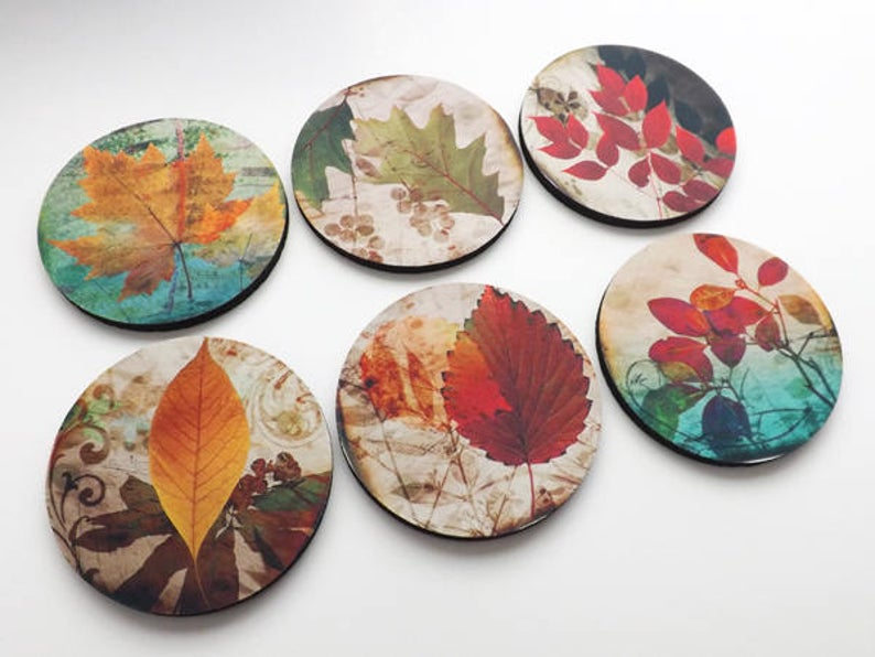 Beautiful Coasters